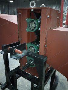 рубин-140 с ВОМ от трактора