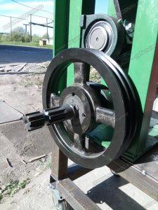 Приводной вал комбинированный - от ВОМ трактора и электро или бензо двигателя.